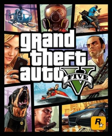 Скачать игру GTA 5 / Grand Theft Auto V Update 1 (2015) PC