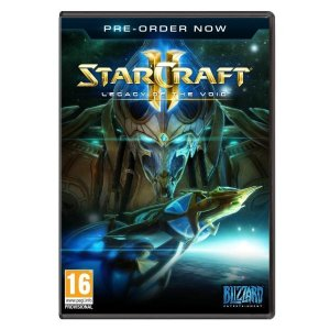 StarCraft 2: Legacy of the Void (2015/RUS/ENG/MULTI8)