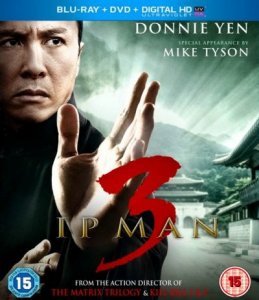 Ип Ман 3D / Yip Man 3 / (2015) BDRip от Dalemake