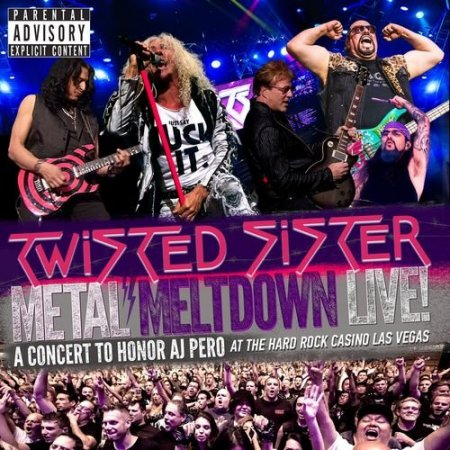 Twisted Sister - Metal Meltdown (2016) FLAC
