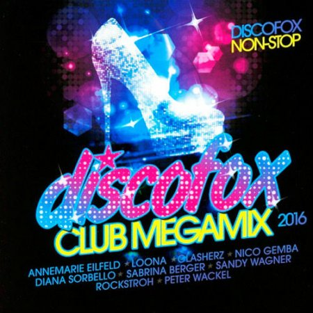 VA - Discofox Club Megamix (2016) MP3