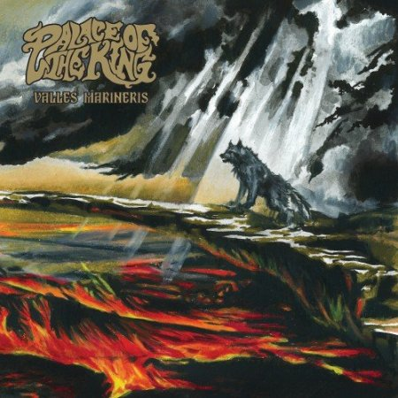 Palace Of The King - Valles Marineris (2016) FLAC