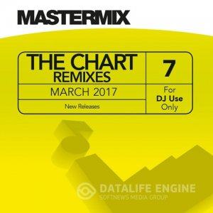 Mastermix The Chart Remixes Vol. 7 March (2017) mp3 бесплатно музыка