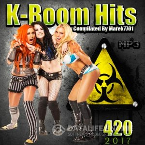 K-Boom Hits Vol. 420 (2017) mp3 бесплатно музыка