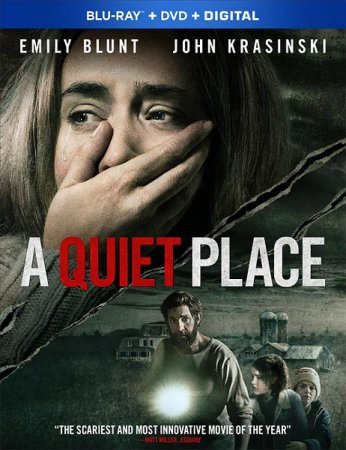 Тихое место / A Quiet Place (2018) BDRip-AVC от ExKinoRay | iTunes